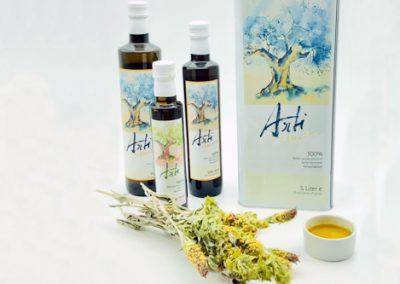 Arti Olivenöl
