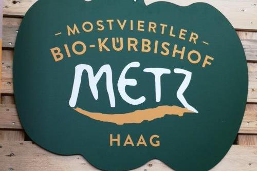 Biokürbishof Metz - Ab Hof Kalender Mostviertel